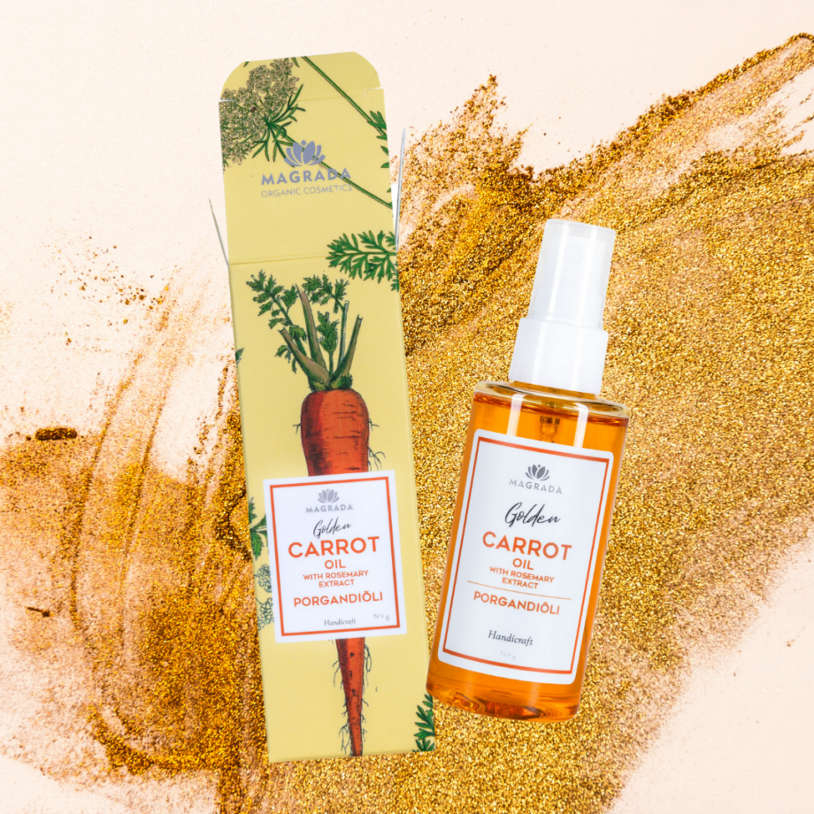 carrot oil tanning elixir porgandiõli porgandieliskiir päevituseliksiir suve must-have