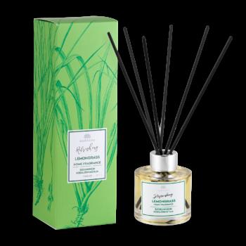 lemongrass sidrunhein looduslik natural kodulõhnastaja reed diffuser home fragrance refreshing