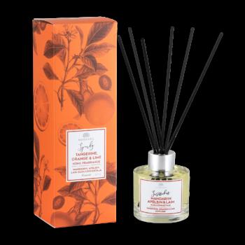 Tangerine, orange, lime särtsakas looduslik natural kodulõhnastaja reed diffuser home fragrance spunky magrada