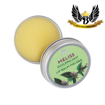 moisturizing emollient melissa lip balm estonian skincare cosmetics estonian skin care nordic model green eyed girl beauty